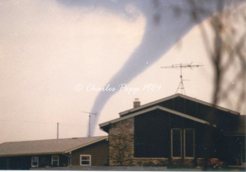 Wales, Wisconsin Tornado 1984