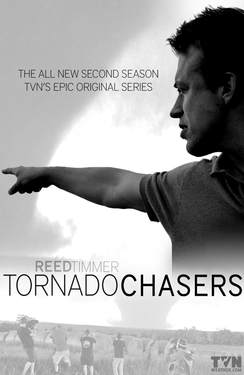TVN Weather - Torando Chasers - Season 2 - Reed Timmer